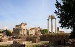 Olaszorz�g , R�ma - Forum Romanum