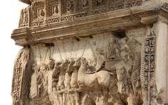 Olaszorzág , Róma - Titus diadalíve