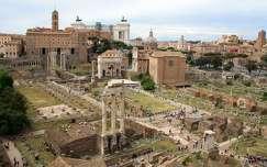 Olaszorzág , Róma - Forum Romanum