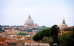 Olaszorzág , Róma - Szent Péter bazilika