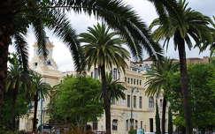 Málaga, Andalúcía, Ayuntamiento -Városháza- , Spanyolország