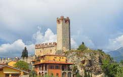 Malcesine, Olaszország (Garda-tó)