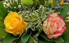 névnap és születésnap virágcsokor és dekoráció rózsa