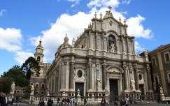Olaszország, Szicília, Catania - Szent Ágota katedrális