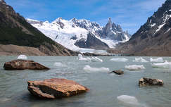 Cerro Fitz Roy (3441 m),  Los Glaciares Nemzeti Park, Argentina
