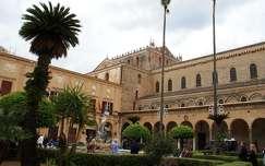 Olaszország, Szicília, Monreale - Santa Maria la Nuova katedrális