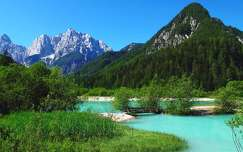 Szlovénia, Júliai Alpok