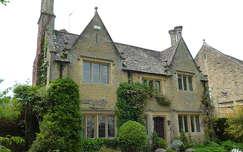 Anglia, Cotswolds, ház
