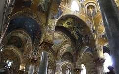 Olaszország, Szicília, Palermo - Santa Maria dell'Ammiraglio