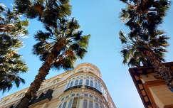 M�laga, Andal�c�a, Calle Puerta del Mar, Spanyolorsz�g
