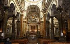 Olaszország, Szicília, Palermo - Sant'Ignazio All'Olivella-templom