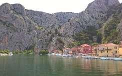 Horvátország, Omis