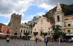 Olaszország, Szicília, Taormina - San Giuseppe-templom