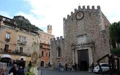 Olaszország, Szicília, Taormina - Dóm