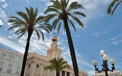 Ayuntamiento de Cádiz, Oficina Atención al Ciudadano, Andalúzia, Spanyolország