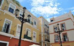Cadíz, Calle San Juan de Dios, Andalúzia, Spanyolország