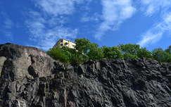 Ház a sziklán, Stockholm, Svédország