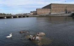 Királyi palota, Stockholm, Svédország