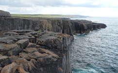 Moher-sziklák, Atlanti-óceán