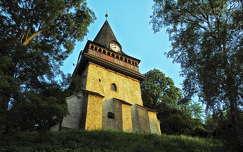 Miskolc, Deszka templom