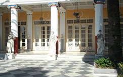 Sissy kastély, Korfu