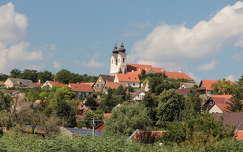 magyarország tihanyi-félsziget balaton templom tihanyi apátság