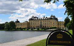 Drottningholm, Svédország