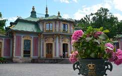 Kínai ház, Drottningholm, Svédország