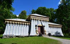 Őrház, Drottningholm, Svédország