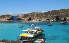 Málta- Blue Lagoon