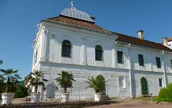 Wesselényi kastély Zsibó