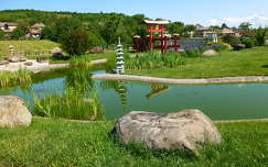 Japán kert  Zsibó