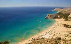 Görögország - Rodosz - Tsambika beach