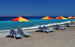 Görögország - Rodosz strand