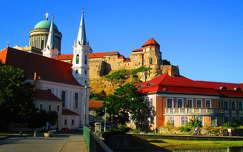 esztergom dunakanyar magyarország templom