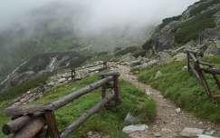 út kárpátok hegy tátra