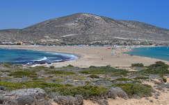 Görögország - Rodosz - Prassonissi két tenger találkozása