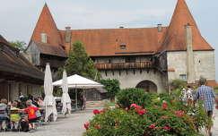 Burghausen vára, Németország