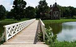 magyarország ház dégi festetics-kastély híd dég