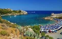 Görögország - Rodosz - Ladiko beach