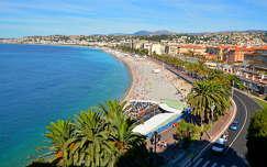 Nizza,Cote d'Azur, Franciaország