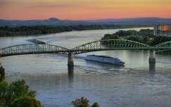 2016.08.13. Mária Valéria híd Esztergom és Párkány között, Fotó: Szolnoki Tibor