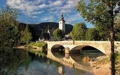 Ribcev Laz - Szlovénia