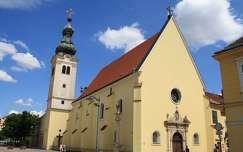 Magyarország, Szombathely - Árpádházi Szent Erzsébet templom