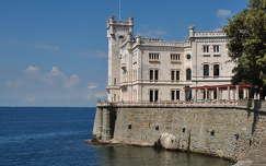 Castello di Miramare, Trieste, Olaszország