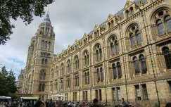 Anglia, London - Természettudományi Múzeum