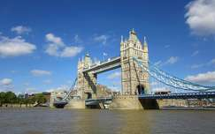 Anglia, London - Tower Bridge