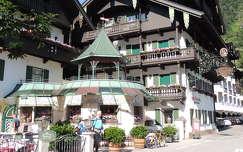 Mayrhofen,Ausztria