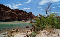 Colorado River, Marble Canyon, Arizona, USA