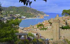 Tossa de Mar - Spanyolország